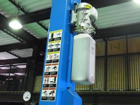 信頼性が高いヨーロッパ仕様モーター門型二柱リフトをお求めならPit-Depotへ!