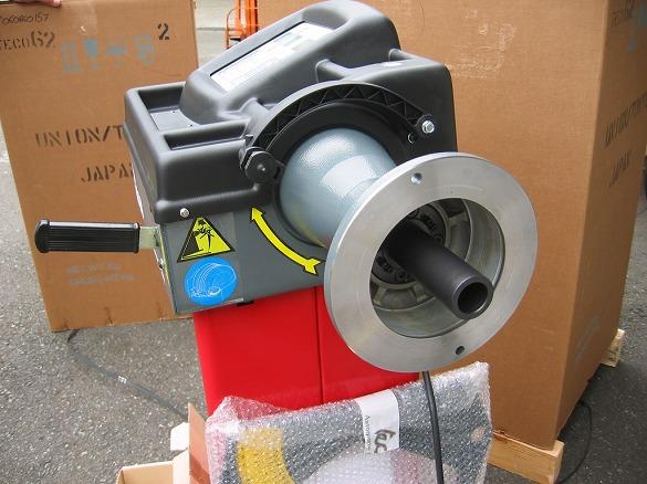 teco62 ホイールバランサー イメージ 画像 ホイールバランサーならピットデポへ