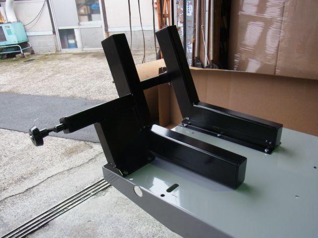 ハーレーショップ導入品エアーバイクリフト